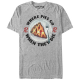 Twin Peaks- Hell Of A Pie T-shirts