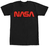 NASA- Red Classic Logo Vêtements