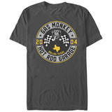 Gas Monkey- Hot Rod Shield T-shirts