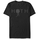 Star Wars- Hoth Viper Droid Logo T-Shirt