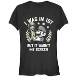 Women's: Super Marios Bros- I Was 1St Shirts