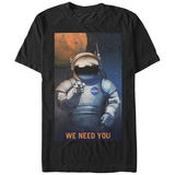 NASA- Mars Explorers Wanted T-Shirts