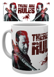 The Walking Dead - Rules Mug Mug