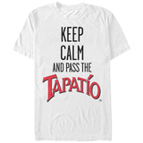 Tapatio- Shadow Block Logo T-shirts