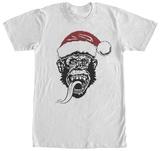 Gas Monkey- Santa Monkey T-Shirt