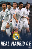 Real Madrid- Group 16/17 Photo