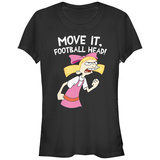 Juniors: Hey Arnold- Move It, Football Head! T-paita