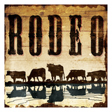 Rodeo Art by Jace Grey