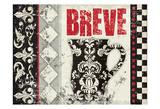 Breve Delicioso 3 Posters by Melody Hogan