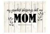 Mom Posters by Kimberly Allen
