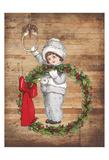 Christmas Joys Art by Sheldon Lewis