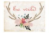 Be Wild Arte por Kimberly Allen