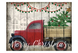 Christmas Delivery Posters by Kimberly Allen