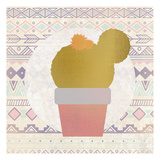 Ethnic Cactus 2 Poster by Kimberly Allen