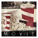 Movie Prints by Jace Grey