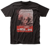 The Brain That Wouldn't Die- Poster T-shirts