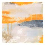 Orange 3 Posters by Cynthia Alvarez