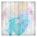 Watercolor Mandala 2 Prints by Kimberly Allen