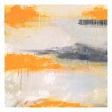 Orange 4 Prints by Cynthia Alvarez