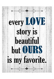 Every Love 2 Prints by Kimberly Allen