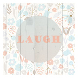 Spring Laugh Prints by Kimberly Allen