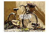 Her Bicycle Prints by Melody Hogan