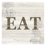 Kitchen Eats 1 Posters by Kimberly Allen