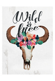 Wild And Free Art by Jace Grey