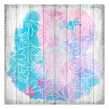 Watercolor Mandala 3 Posters by Kimberly Allen