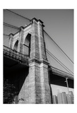 Beneath Brooklyn Bridge 1 Art by Sonja Quintero
