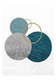 Circle Time 1 Kunstdrucke von Kimberly Allen