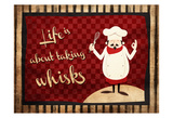 Taking Whisks Posters by Jace Grey