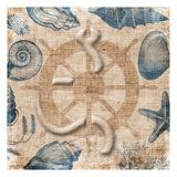 Steering Wheel Cream Prints by Jace Grey