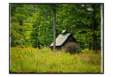 Country Barn 1 Posters by Suzanne Foschino