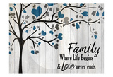 Where Life Begins Poster by Kimberly Allen