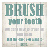 Keeping Teeth Posters by Kimberly Allen
