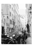 Paris Cafe Prints by Tracey Telik