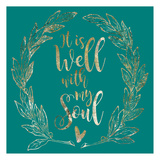 Soulfully Well 1 Posters by Melody Hogan