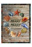 Merry Coastal 2 Prints by Melody Hogan