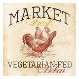 Market Fresh Prints by Jace Grey