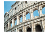 Roman Colosseum Arches Prints by Sonja Quintero