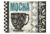 Mocha Chocolat Posters by Melody Hogan