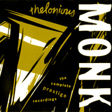 Thelonious Monk - The Complete Prestige Recordings (Gold Color Variation) Prints