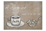 Cup Of Prayer Posters by Marcus Prime