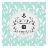 Smile Because Prints by Kimberly Allen