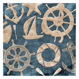 Sea Icons Art by Jace Grey