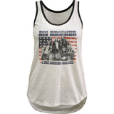 Juniors Tank Top: Big Brother and the Holding Company- USA T-shirty