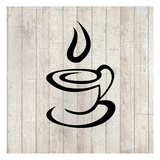 Cup of Coffee 3 Posters by Kimberly Allen