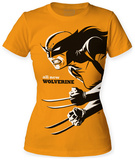 Juniors: Marvel: Michael Cho- All New Wolverine T-shirts