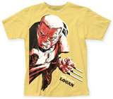 Marvel: Michael Cho- Old Man Logan T-shirts